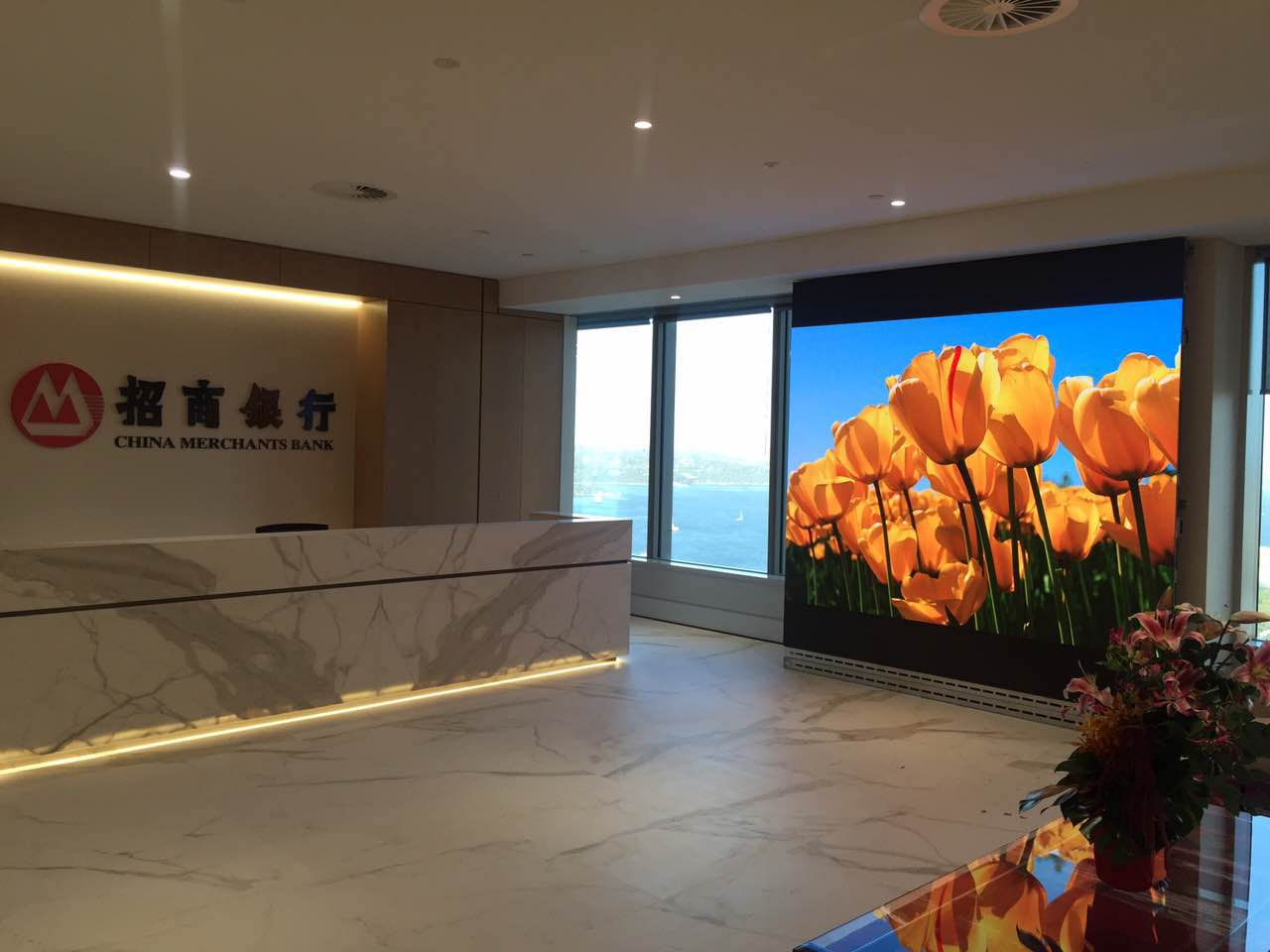 indoor led screen display boards singapore indoor and outdoor led wall installation. Black Bedroom Furniture Sets. Home Design Ideas