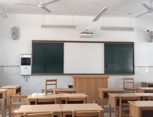 LED Interactive Smart Board for Education