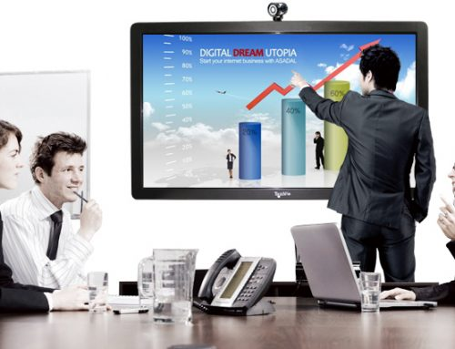 LED Interactive Smart Board for Business