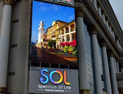 Outdoor & Indoor LED Display Screen