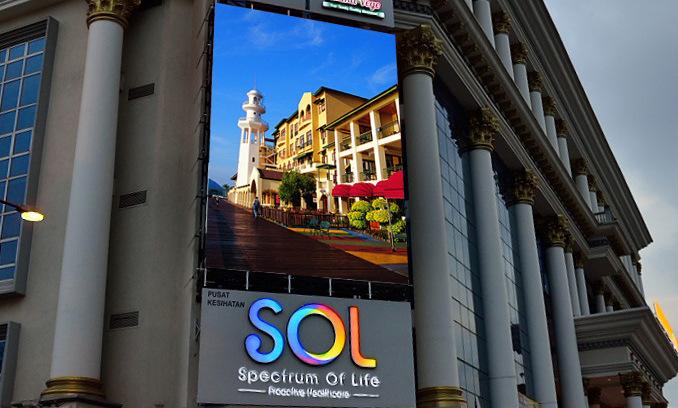 Outdoor & Indoor LED Display Screen