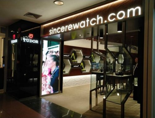 Sincere Watch Takashimaya