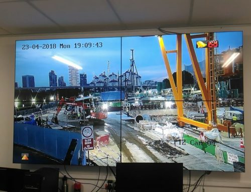 2×2 49 inch LED Video Wall