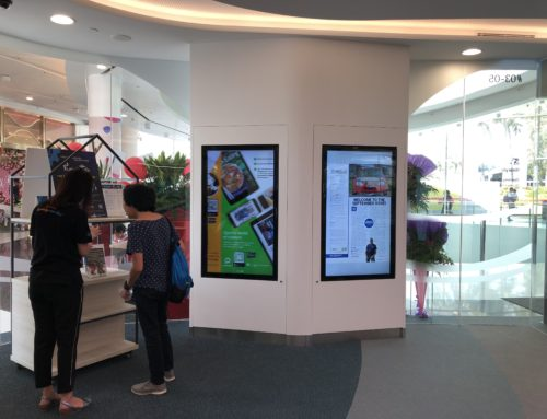55 inch LED Digital Signage