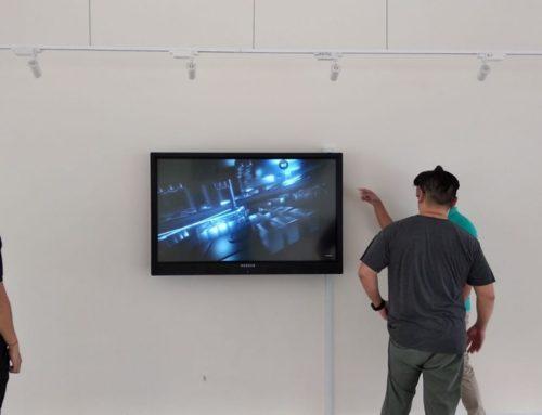 55 inch LED Interactive Smart Board
