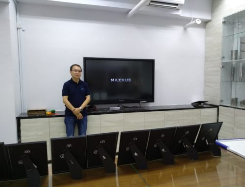 55 inch LED Interactive Smart Board
